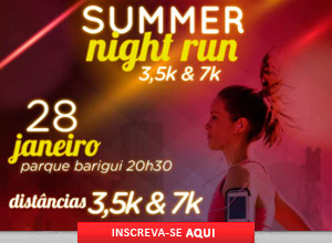 SUMMER NIGHT RUN - 2017 - 28/01/2017 - Curitiba / PR