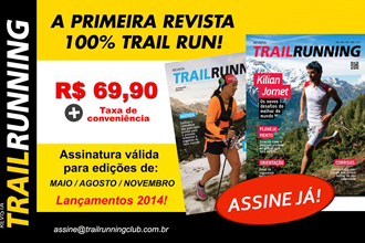 Assinatura Revista TRAILRUNNING