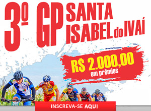 III GP SANTA ISABEL DO IVAÍ - 2017 - 09/07/2017 - Santa Isabel do Ivai / PR