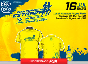ENDURANCE NA ESTRADA 2017 - ETAPA AMAZON ACQUA PARK - 16/07/2017 - Presidente Figueiredo / AM