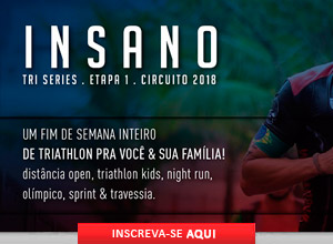 INSANO TRI SERIES 2018 - ETAPA 01 - 25/03/2018 - Guaratuba / PR