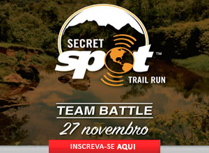 SECRET SPOT - TRAIL RUN - 2016 - 27/11/2016 - Guaraque�aba / PR