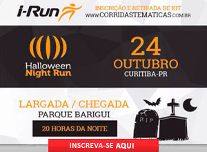 HALLOWEEN NIGHT RUN 2014 - Etapa Curitiba