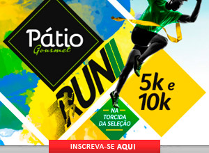 P�TIO GOURMET RUN - 2� EDI��O - 04/12/2016 - Manaus / AM