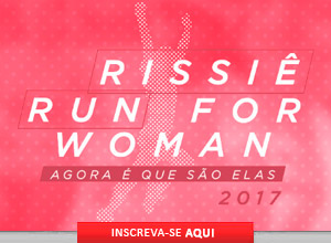CORRIDA FEMININA RISSIÊ RUN - FOR WOMAN - 06/08/2017 - Londrina / PR