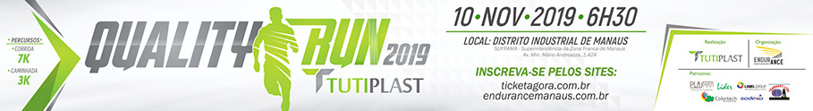 QUALITY RUN TUTIPLAST 2019 - 10/11/2019 - Manaus / AM